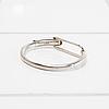 Armband, sterlingsilver, hermès, florens, italien