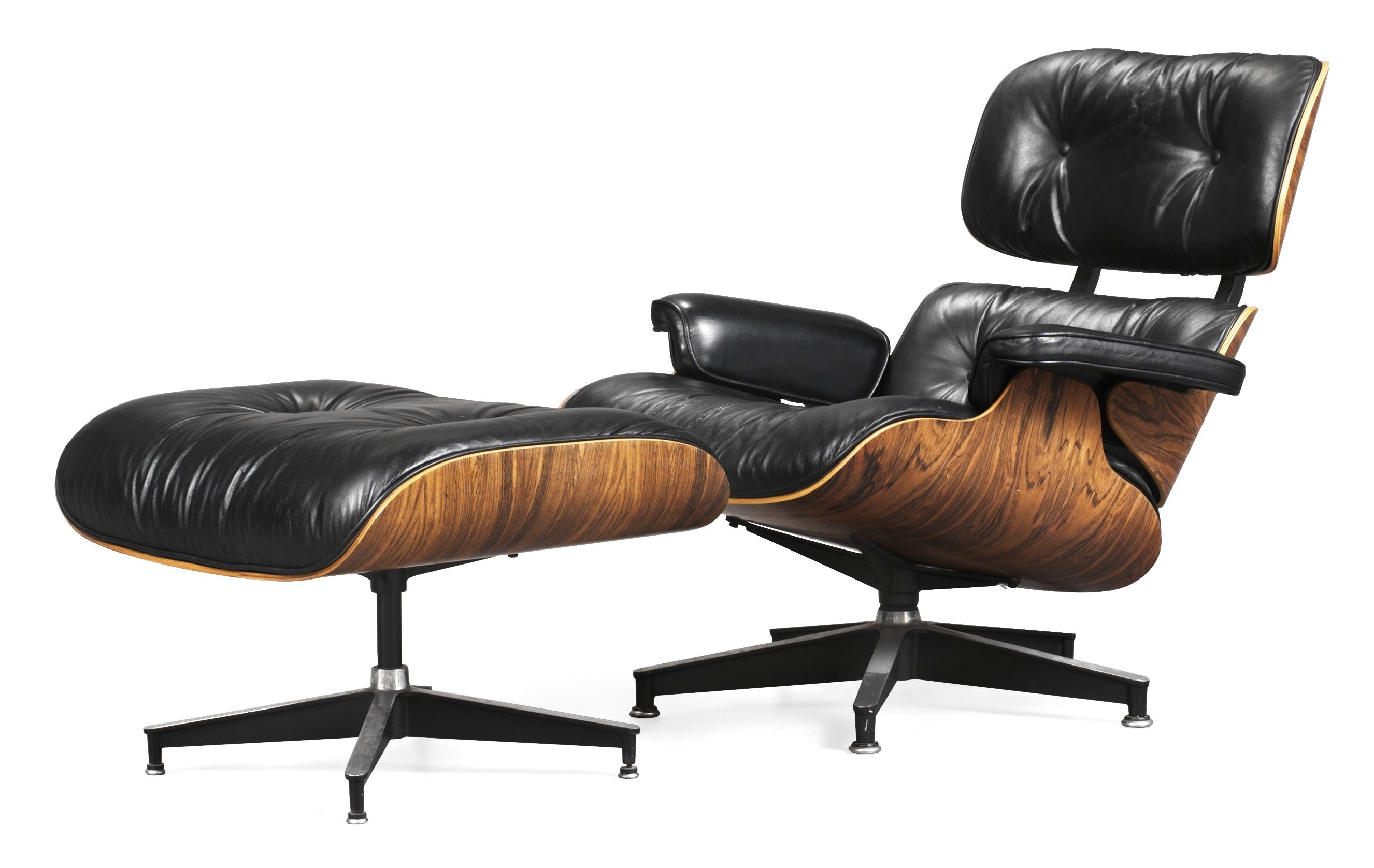 Charles Amp Ray Eames F 229 T 246 Lj Med Ottoman Quot Lounge Chair