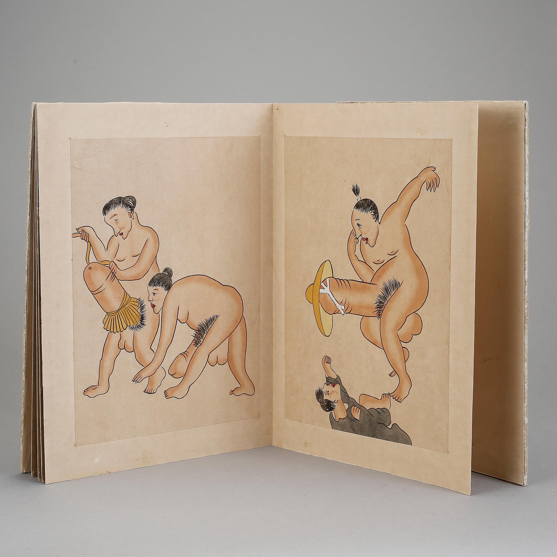 Erotiska teckningar