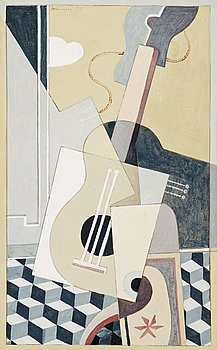 12. Axel Olson, Composition with guitar.