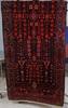 Gallerimatta, orientalisk. 310 x 104.