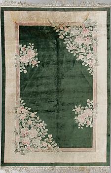 MATTA, Kina, silke, old, 240 x 167 cm.