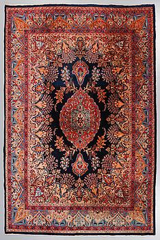 MATTA, Kashmar, old, ca 340 x 252 cm.