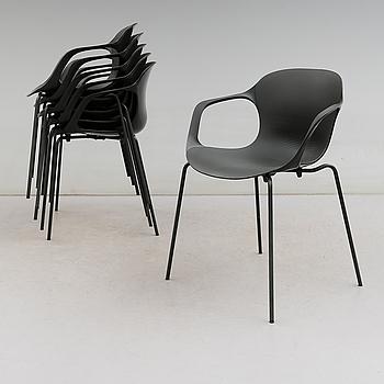 """STOLAR, 6 st, """"KS60"""", Kasper Salto, Fritz Hansen, 2000-tal."""