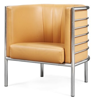 """823. A Peter Celsing easy chair, """"Club"""", Galleris Stolen, Stockholm."""