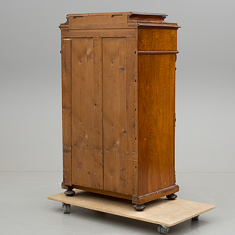 Herrbyrå, nyrenässans, 1800-tal.