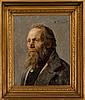 Vladimir makovski, portrÄtt av gammal man