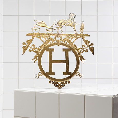 Skylt, hermès