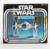 Star wars, imperial tie fighter i kartong, kenner, 1978