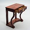 Konsolbord, empire 1800 talets början