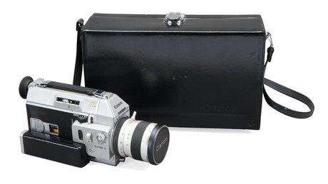 Filmkamera. canon auto zoom 814. super 8.