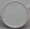Kaffekanna. porslin. kina, 1700-tal.