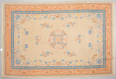 Carpet, semiantique, china, 182x272 cm