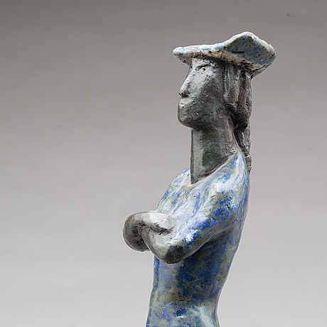 Auktion   Åke Holm skulptur   Stockholms Auktionsverk