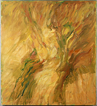 IVAR MORSING, oil on canvas, stamp signature.