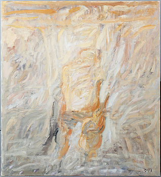 IVAR MORSING, oil on canvas, signed.