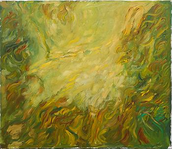 IVAR MORSING, oil on canvas, stamp signed.