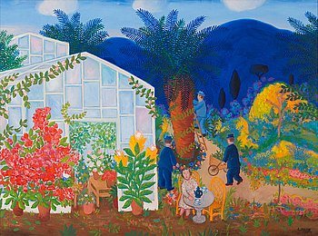 9. Lennart Jirlow, In the park.