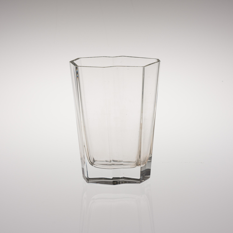 Iittala Gläser tapio wirkkala vas glas signerad tapio wirkkala iittala 1988