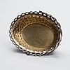 BrÖdkorg, silver, ryssland, st.petersburg 1888, vasili ivanov, vikt 648 g.