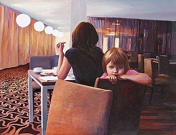 "311. Karin Broos, ""Måltiden""."
