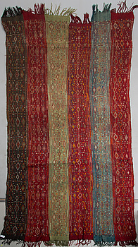 CARPET, antique, Oriental, ca 150x450 cm.