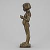 Torsten fridh, skulptur, brons, signerad och numrerad 11/20.