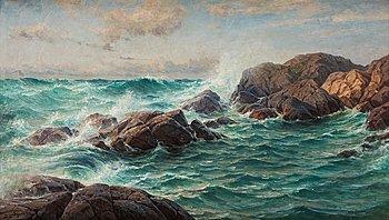 996. Berndt Lindholm, Waves.