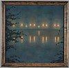 "Stefan johansson, ""bron i dimma"" (the bridge in fog)."