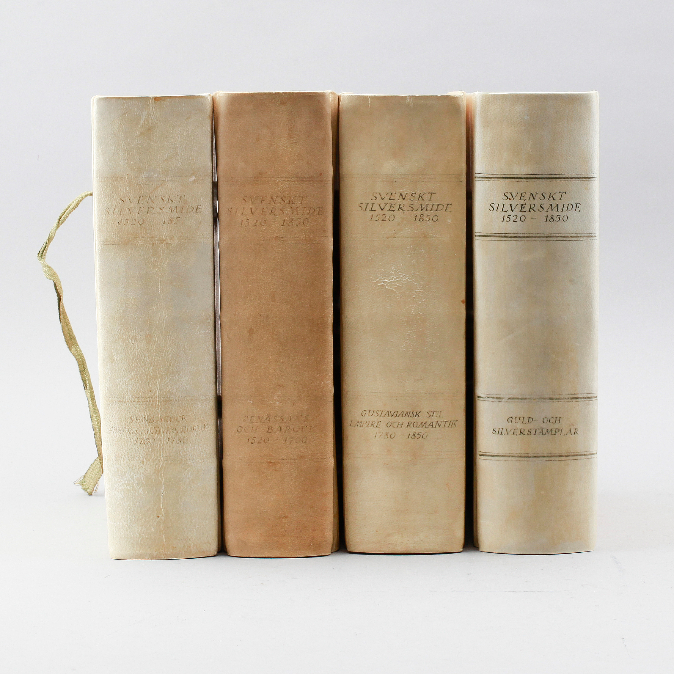 böcker om silversmide