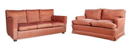 Two sofas,