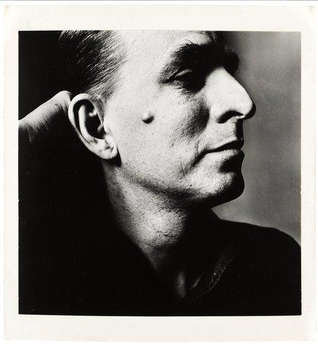 Irving penn, a photograph,