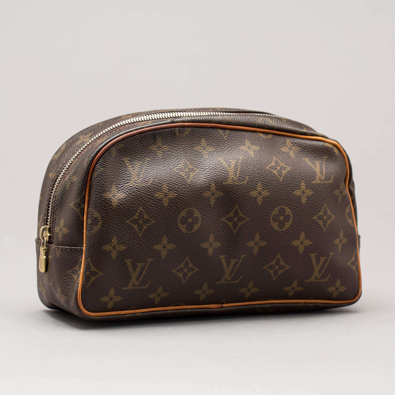 Necessar Toiletry Bag 25 Louis Vuitton Bukowskis Louis vuitton toiletry 25 bag m47527 monogram canvas. necessar toiletry bag 25 louis