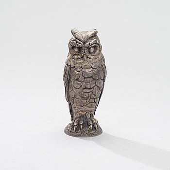 UGGLA, silver, Helsingfors 1926, A. Tillander, vikt 394 g.