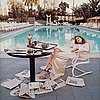 "Terry o'neill, ""faye dunaway, hollywood, 1977"""