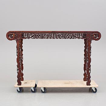 ALTARBORD, Kina, sen Qingdynasti (1662-1912).