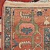 Matta. antik heris. 431,5 x 301 cm.