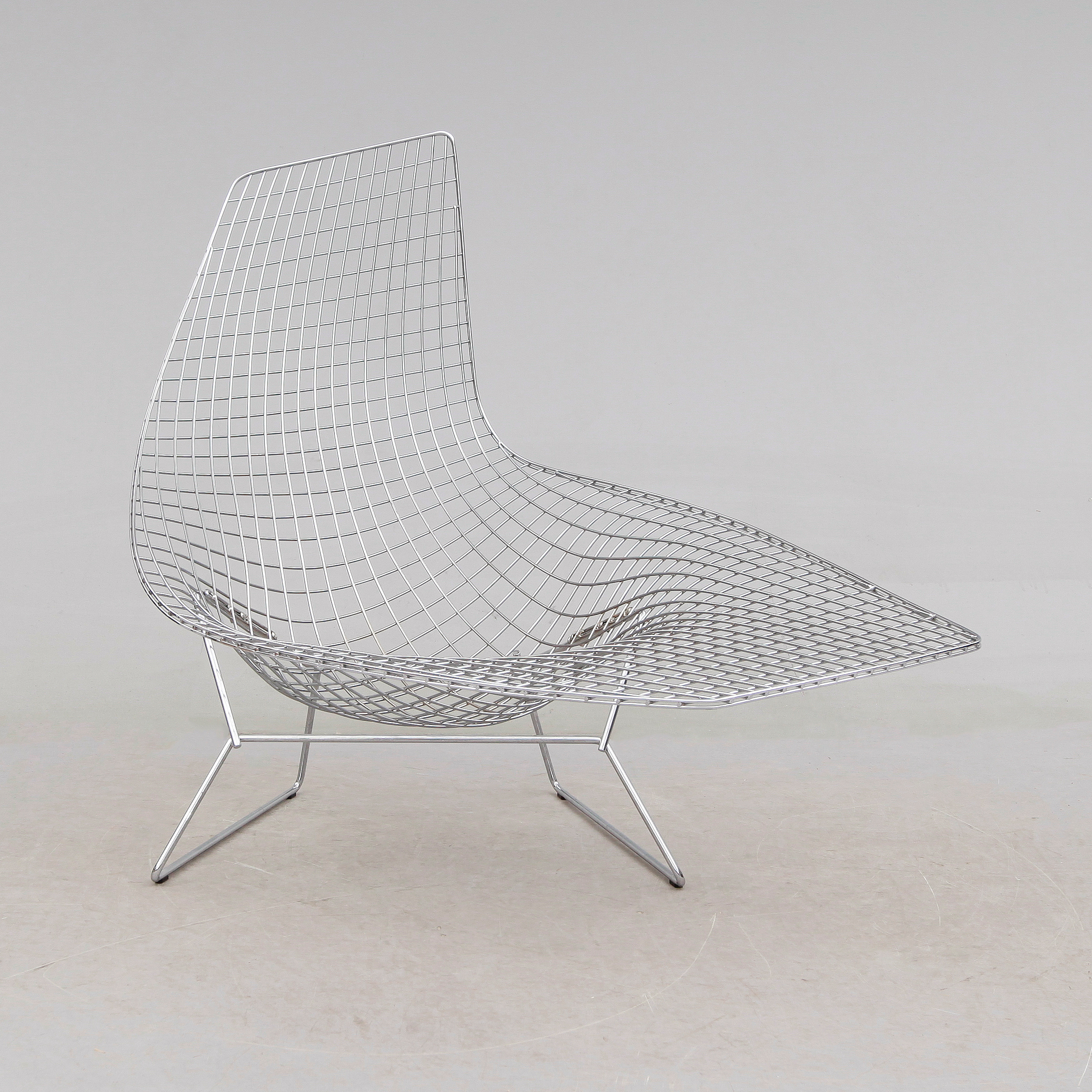 Vilstol Asymmetric Chaise Harry Bertoia Knoll International