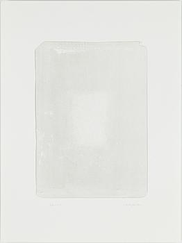 CECILIA EDEFALK, litografi, signerad och numrerad 52/150.