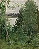 Felix frang pahlama, grÖnskande landskap