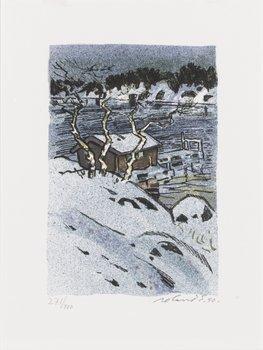 """117. ROLAND SVENSSON, """"Dagar i skärgård och annorstädes"""""""