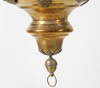 Ampel, mässing, 1700/1800-tal.
