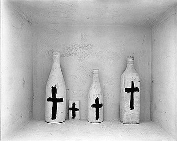 "8. DAWID (BJÖRN DAWIDSSON), ""Arbetsnamn Skulptur 2120"", 1985."