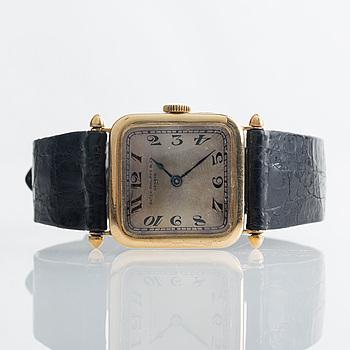 PATEK, PHILIPPE & Co, Geneve, wristwatch, ca 20 mm,