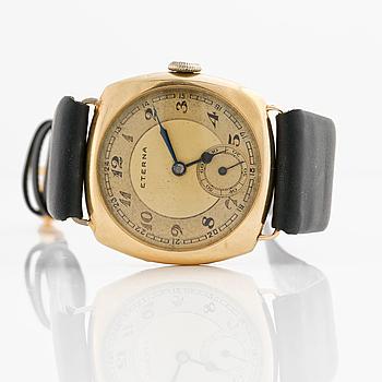 ETERNA, wristwatch, 29 x 29 mm,