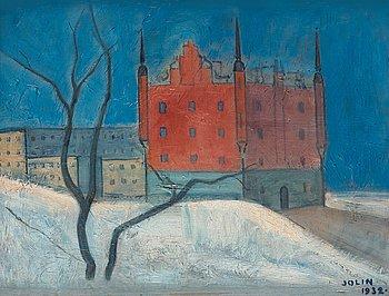 4. Einar Jolin, Amiralitetshuset, Skeppsholmen, Stockholm.