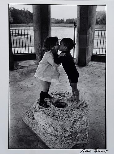 """RenÉ burri, """"children, 1967"""""""