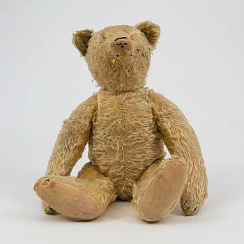 A Steiff teddybear Germany 1930s.