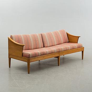 """CARL MALMSTEN, CARL MALMSTEN, soffa """"Gustavianus"""", 1900-talets andra hälft."""