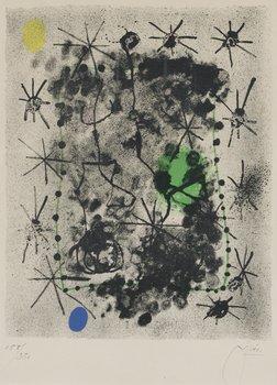 "364. Joan Miró, ""Constellations""."